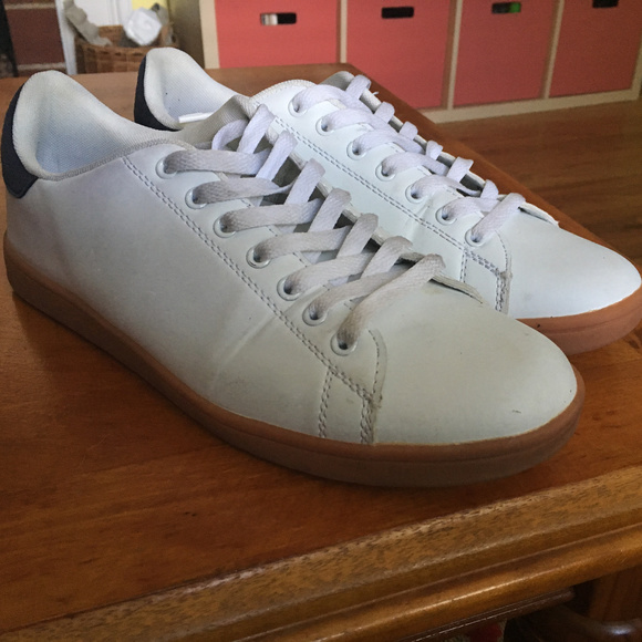 Loyalty Faith White Trainers